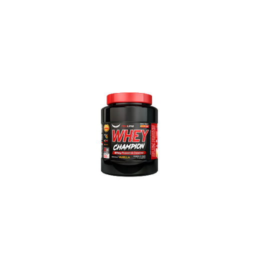 Whey champions red line