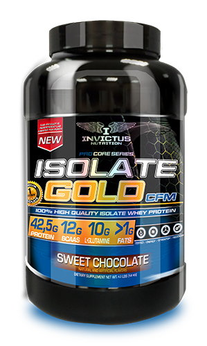 Invictus Isolate gold