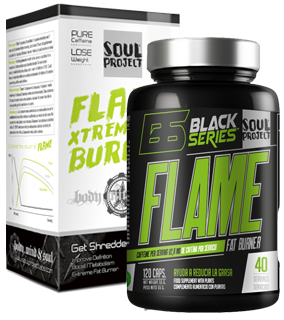 Flame extreme fat burner 120 capsulas