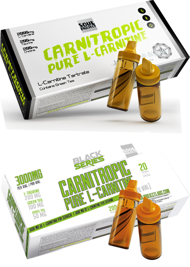 Carnitropic 3000 mg 20 viales